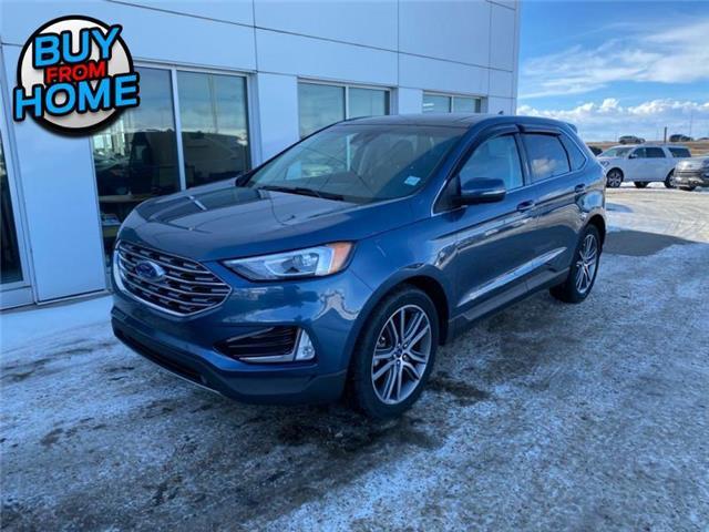 2019 Ford Edge Titanium (Stk: EDG028A) in Nisku - Image 1 of 22