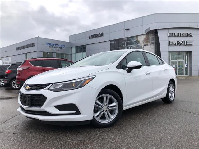 2016 Chevrolet Cruze LT Auto (Stk: U598323) in Mississauga - Image 1 of 20