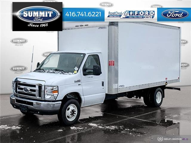 2019 Ford E-450 Cutaway Base (Stk: P22024) in Toronto - Image 1 of 25