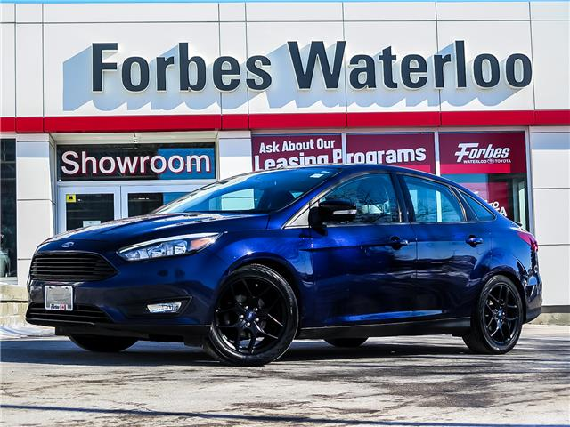 2016 Ford Focus SE (Stk: 15213B) in Waterloo - Image 1 of 21