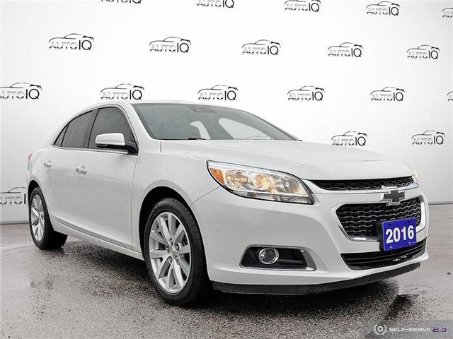 2016 Chevrolet Malibu Limited LTZ (Stk: 0523BX) in St. Thomas - Image 1 of 26