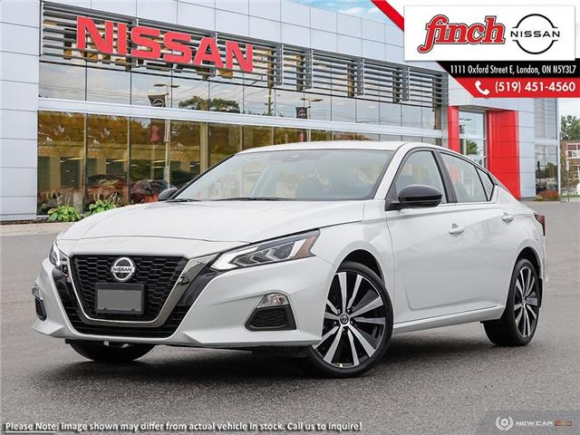 2021 Nissan Altima 2.5 SR (Stk: 14001) in London - Image 1 of 23