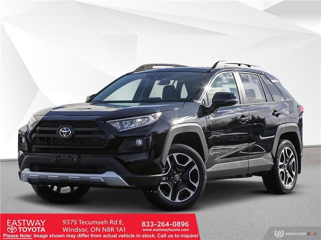 2021 Toyota RAV4 Trail (Stk: RA3036) in Windsor - Image 1 of 23