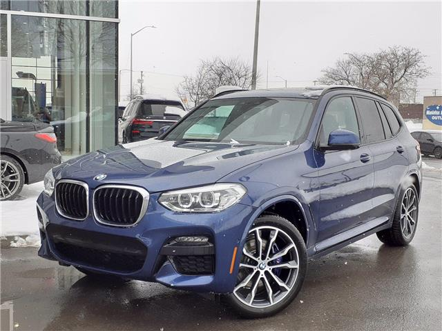 2021 BMW X3 xDrive30i (Stk: 14235) in Gloucester - Image 1 of 27