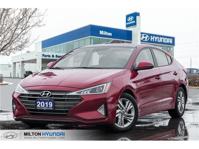 2019 Hyundai Elantra Preferred (Stk: 870492) in Milton - Image 1 of 19