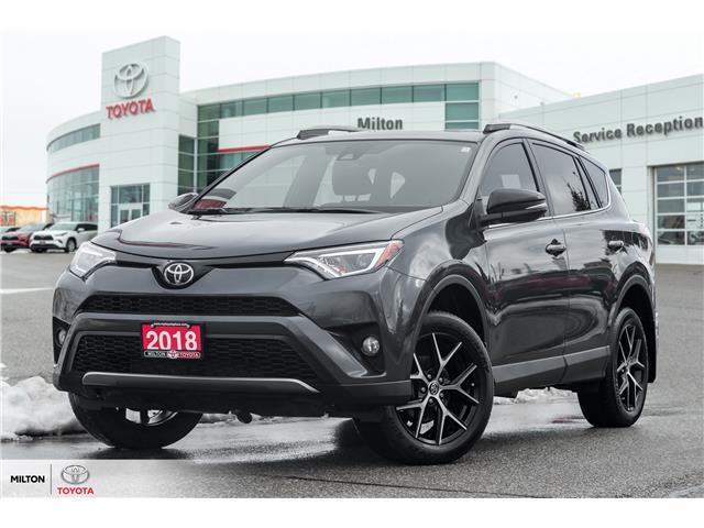 2018 Toyota RAV4 SE (Stk: 842378) in Milton - Image 1 of 22