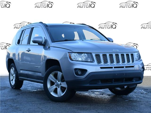 2015 Jeep Compass Sport/North (Stk: 96635XZ) in St. Thomas - Image 1 of 23