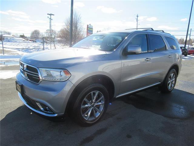 2014 Dodge Durango Limited (Stk: 2020-T89A) in Bathurst - Image 1 of 24