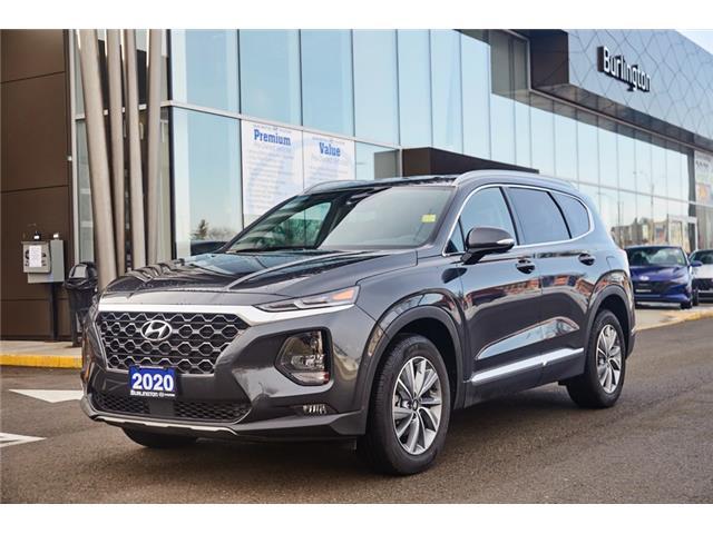 2020 Hyundai Santa Fe Preferred 2.4 (Stk: U1027) in Burlington - Image 1 of 25