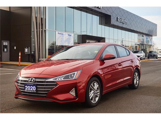2020 Hyundai Elantra Preferred (Stk: U1029) in Burlington - Image 1 of 21