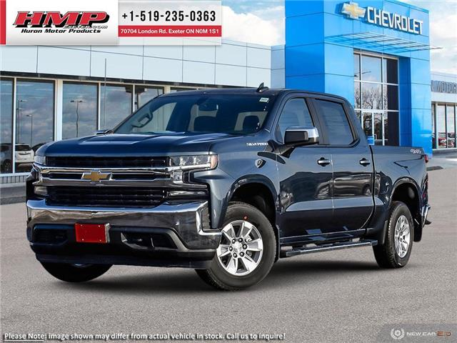 2021 Chevrolet Silverado 1500 LT (Stk: 89828) in Exeter - Image 1 of 23