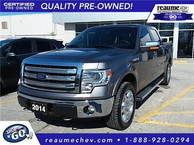 2014 Ford F-150  (Stk: 20-0350B) in LaSalle - Image 1 of 15