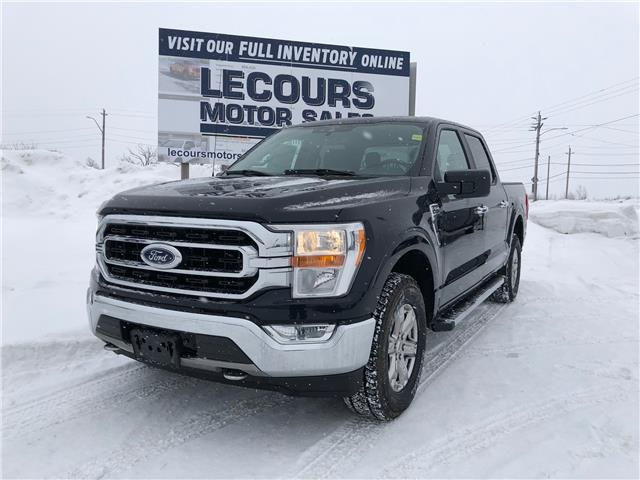 2021 Ford F-150 XLT (Stk: 21-138) in Kapuskasing - Image 1 of 12