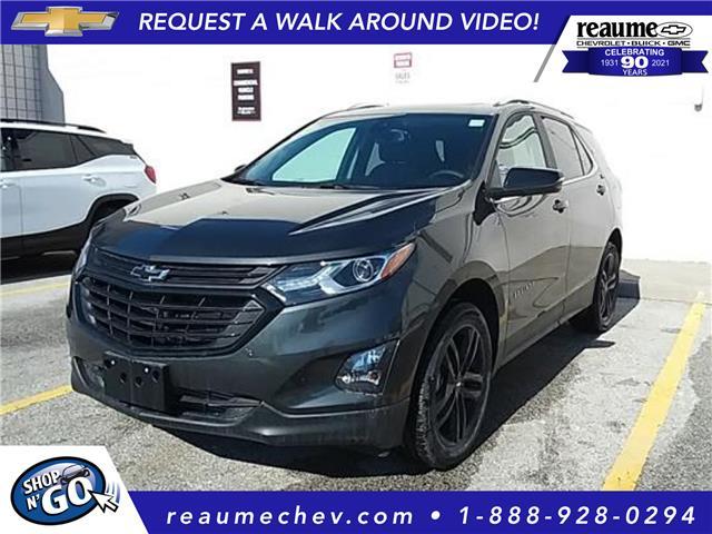 2021 Chevrolet Equinox LT (Stk: 21-0394) in LaSalle - Image 1 of 5