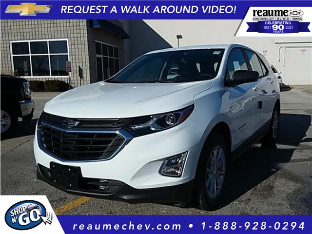 2021 Chevrolet Equinox LS (Stk: 21-0358) in LaSalle - Image 1 of 6