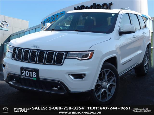 2018 Jeep Grand Cherokee Limited (Stk: PR85354) in Windsor - Image 1 of 25