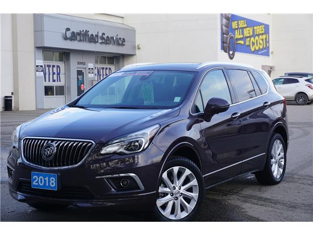 2018 Buick Envision Premium II (Stk: 21-152A) in Salmon Arm - Image 1 of 8