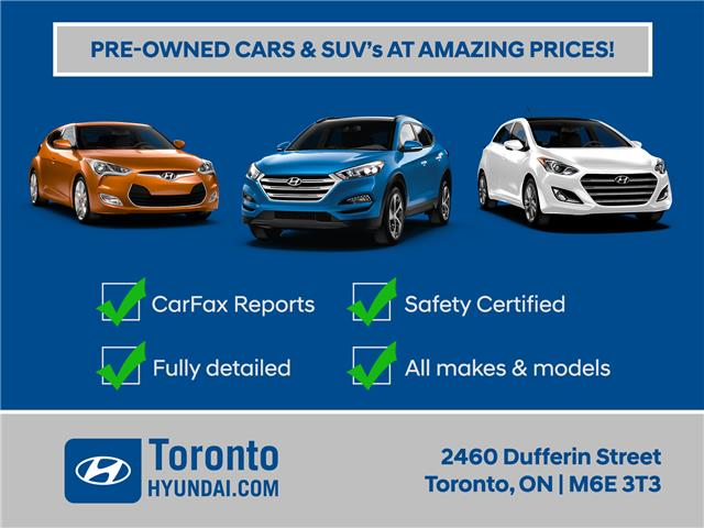 2017 Hyundai Tucson SE (Stk: U07090) in Toronto - Image 1 of 1