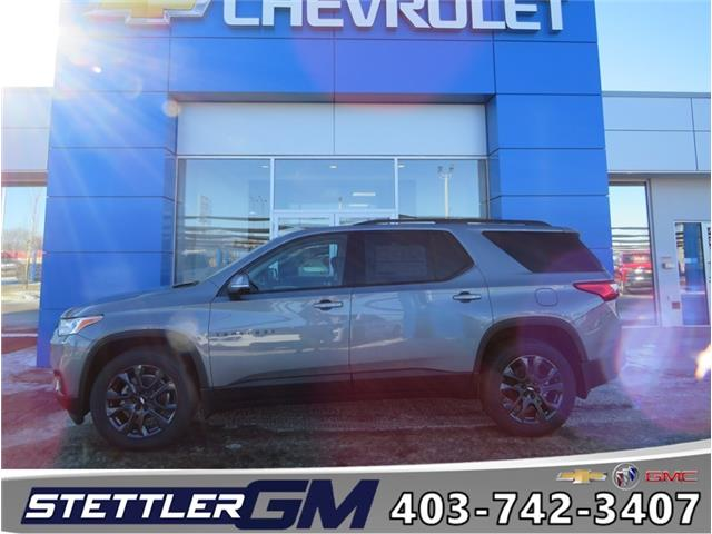 2021 Chevrolet Traverse RS (Stk: 21077) in STETTLER - Image 1 of 20