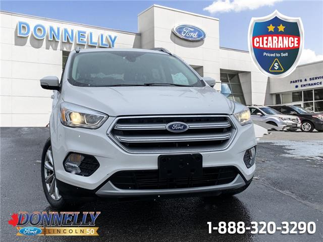 2017 Ford Escape Titanium 1FMCU9J99HUA85116 CLDV112A in Ottawa