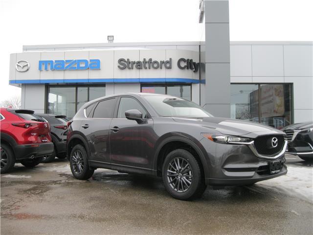 2021 Mazda CX-5 GX (Stk: 21052) in Stratford - Image 1 of 13