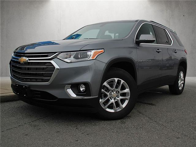 2021 Chevrolet Traverse LT Cloth (Stk: 218-4944) in Chilliwack - Image 1 of 10
