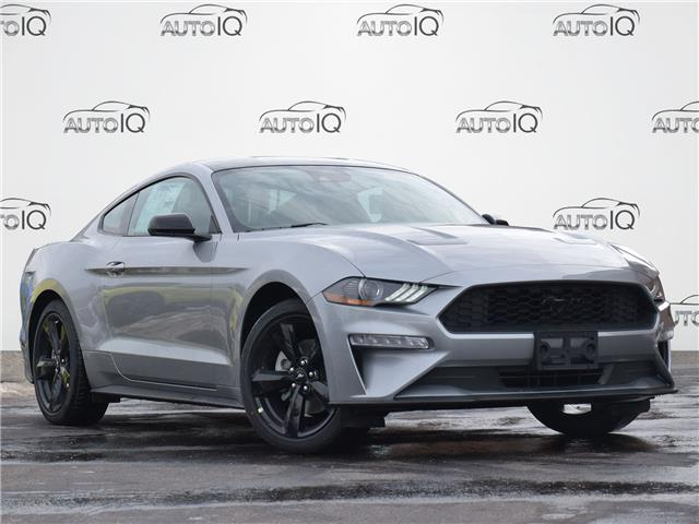 2021 Ford Mustang EcoBoost Silver