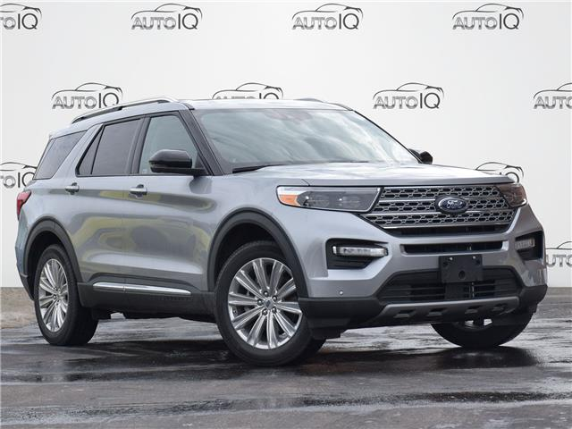2021 Ford Explorer Limited (Stk: XC328) in Waterloo - Image 1 of 19