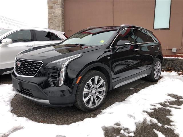 2021 Cadillac XT4 Premium Luxury (Stk: 025752) in Markham - Image 1 of 5
