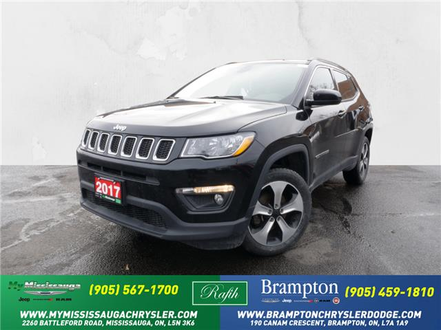 2017 Jeep Compass North (Stk: 1223A) in Mississauga - Image 1 of 24