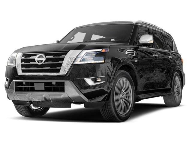 2021 Nissan Armada Platinum (Stk: M202) in Timmins - Image 1 of 2