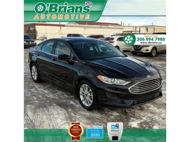 2019 Ford Fusion SE (Stk: 14206A) in Saskatoon - Image 1 of 21