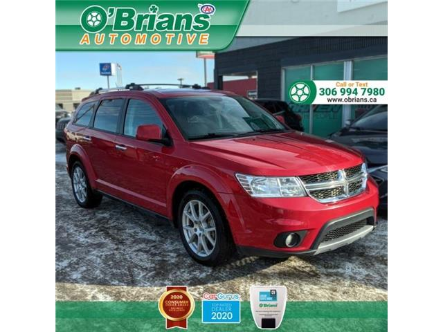 2015 Dodge Journey R/T (Stk: 14176B) in Saskatoon - Image 1 of 21