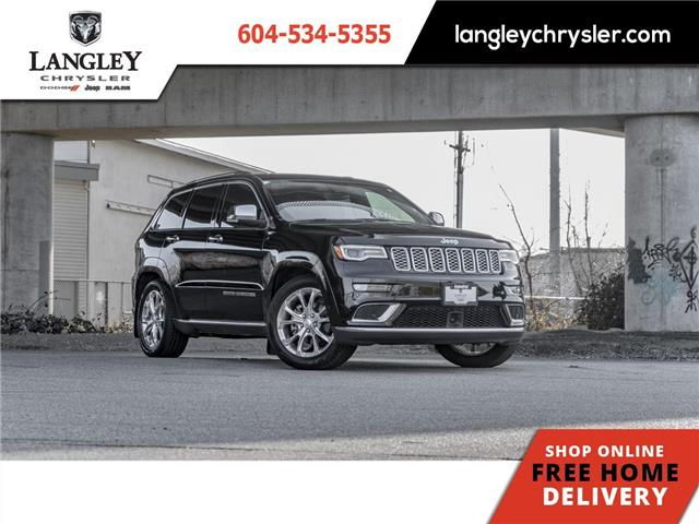 2019 Jeep Grand Cherokee Summit (Stk: M583546A) in Surrey - Image 1 of 24