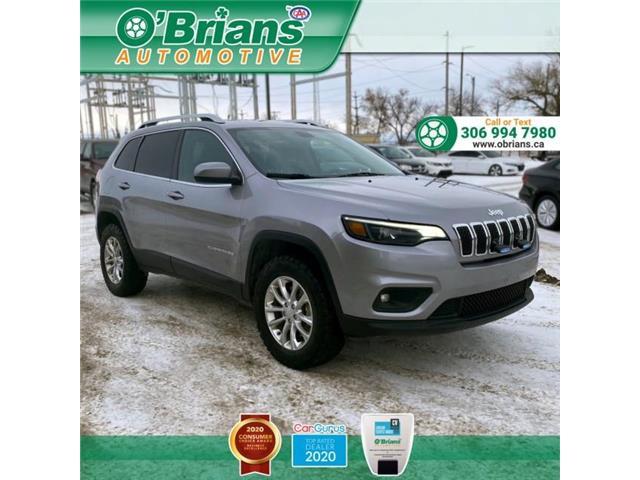 2019 Jeep Cherokee North 1C4PJMCX3KD201463 14210A in Saskatoon