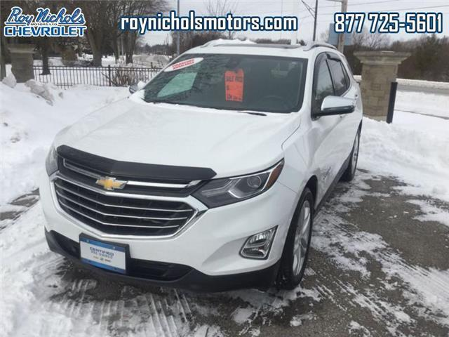 2018 Chevrolet Equinox Premier (Stk: x130a) in Courtice - Image 1 of 15