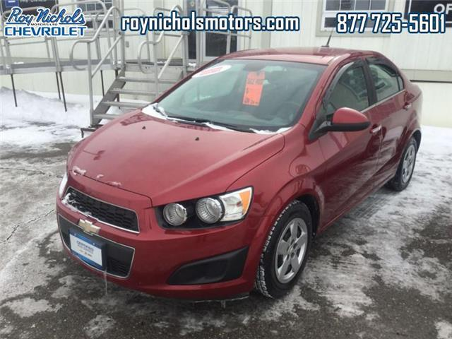 2012 Chevrolet Sonic LT (Stk: p6618a) in Courtice - Image 1 of 14