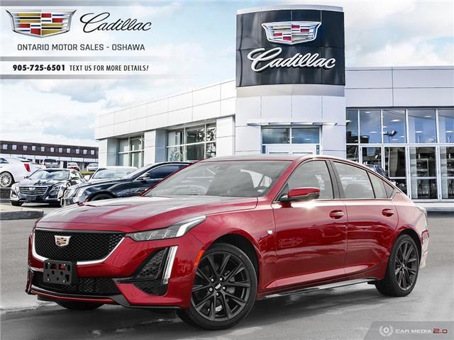 2021 Cadillac CT5 Sport (Stk: 1128491) in Oshawa - Image 1 of 18