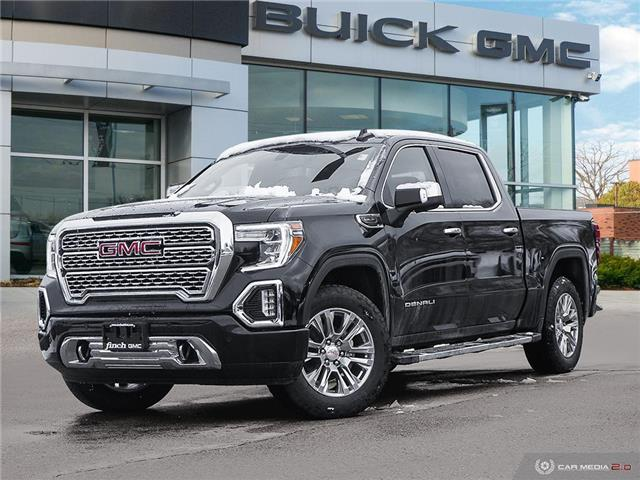 2021 GMC Sierra 1500 Denali (Stk: 153525) in London - Image 1 of 27