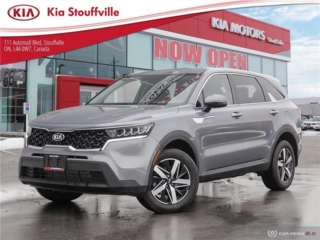 2021 Kia Sorento  (Stk: 21185) in Stouffville - Image 1 of 25