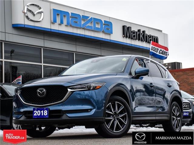 2018 Mazda CX-5 GT (Stk: P2050) in Markham - Image 1 of 30