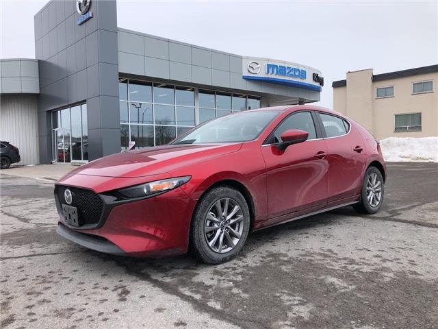 2019 Mazda Mazda3 Sport  (Stk: 21P008) in Kingston - Image 1 of 24