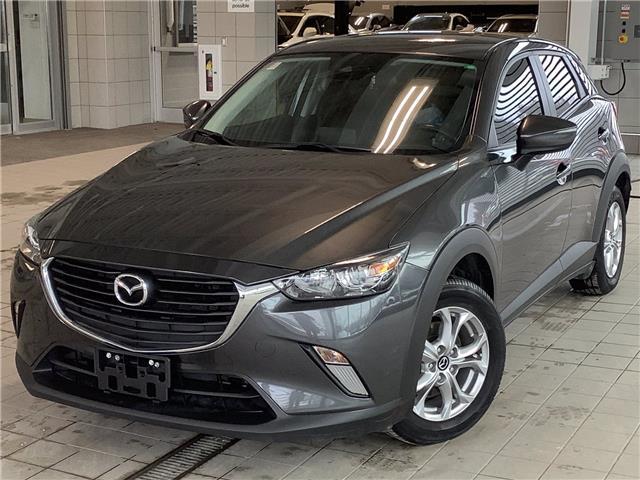 2018 Mazda CX-3 GS (Stk: 22552A) in Kingston - Image 1 of 12
