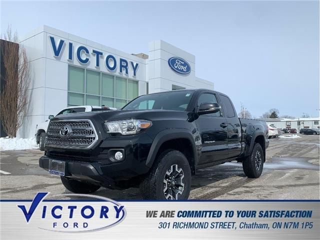 2016 Toyota Tacoma  (Stk: V20021A) in Chatham - Image 1 of 26