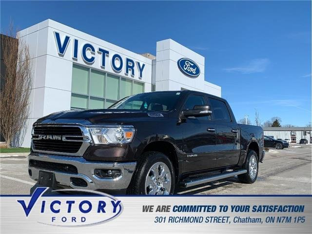 2019 RAM 1500 Big Horn (Stk: V3682) in Chatham - Image 1 of 26