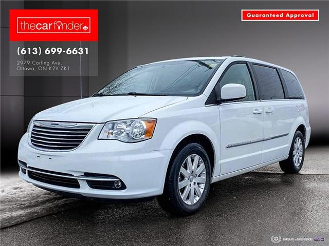 2014 Chrysler Town & Country Touring (Stk: ) in Ottawa - Image 1 of 24