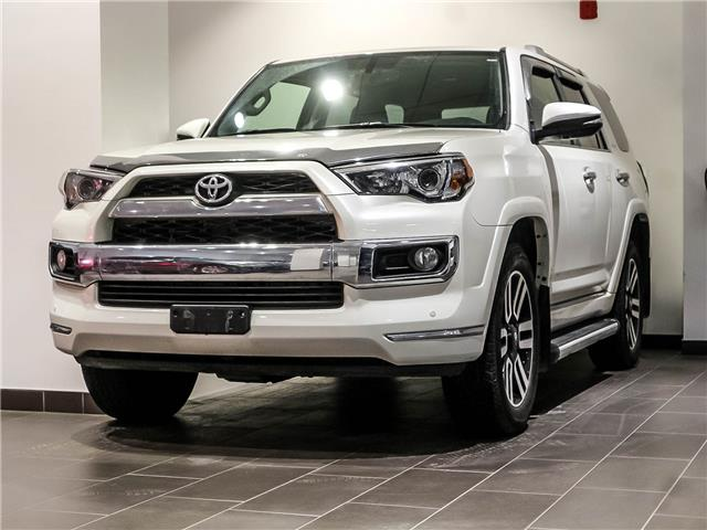 2017 Toyota 4Runner SR5 (Stk: 210386A) in Toronto - Image 1 of 1