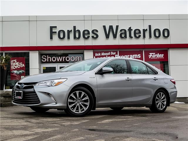2016 Toyota Camry Hybrid  (Stk: 15045A) in Waterloo - Image 1 of 25