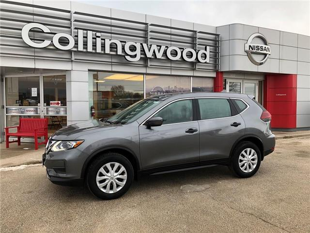 2018 Nissan Rogue S (Stk: P4836A) in Collingwood - Image 1 of 23