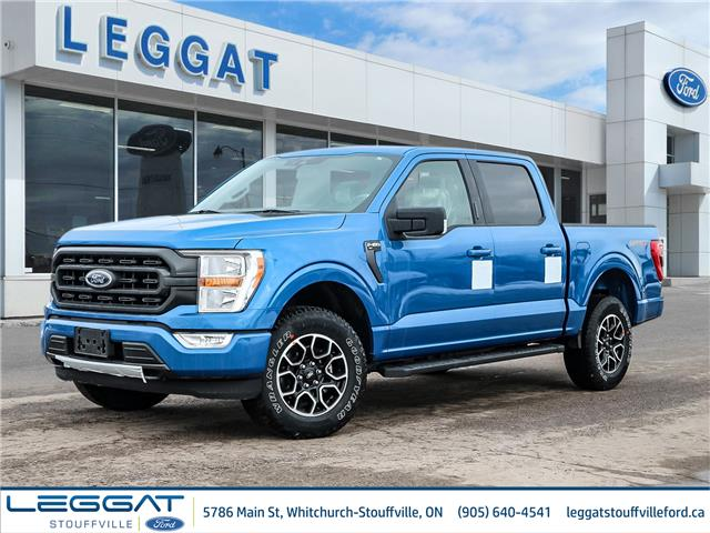2021 Ford F-150  (Stk: F117938) in Stouffville - Image 1 of 22